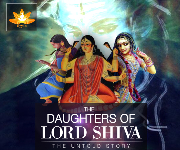 Lord shiva daughter