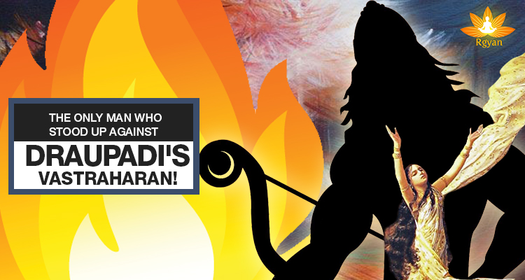 who stood against Draupadi vastraharan