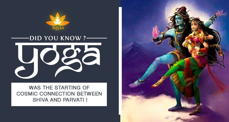Shiva the origin of yoga