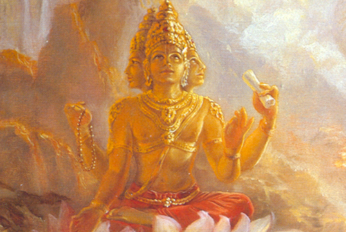 Must chant Mantras for the morning