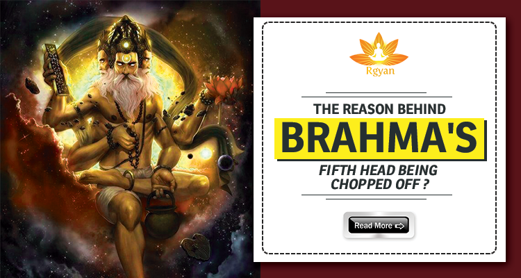 Brahma's head chopped off