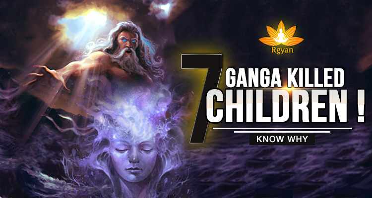 Ganga killed her children