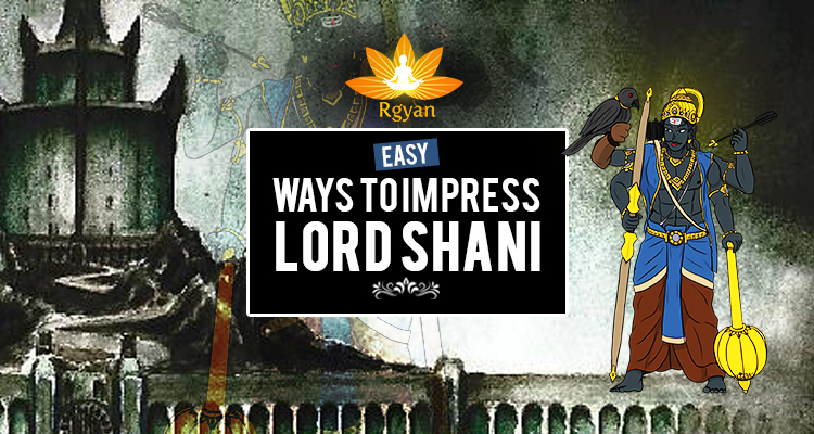 How to worship lord shani