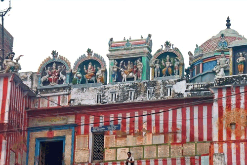 Gauri Kedareshwar Temple
