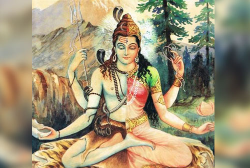 Mohini - The Unforgettable Affair Of Lord Shiva