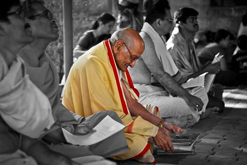what to learn from Vedas