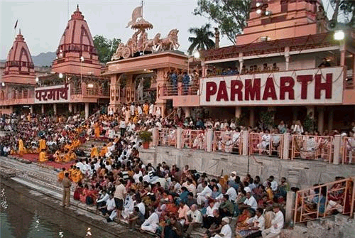 Parmarth Niketan Temple