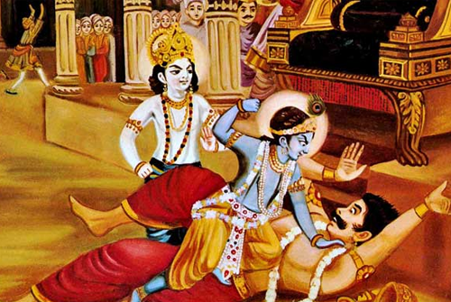 Was Lord Krishna a Bad father