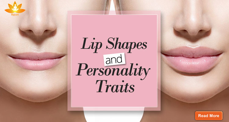 Lip shape and personality