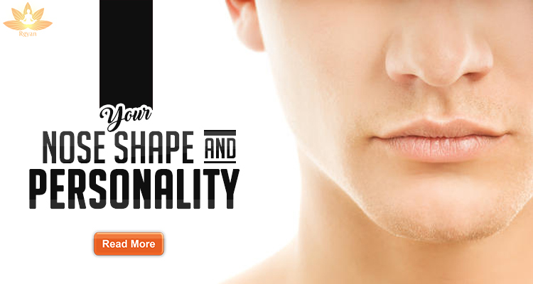 nose shape and personality