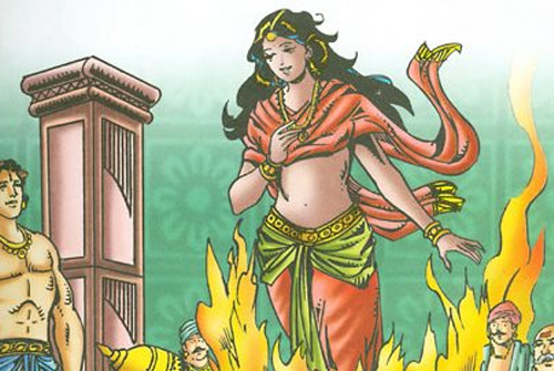 Women empowerment in Hindu Mythology