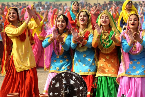 Baisakhi - Punjabi New Year