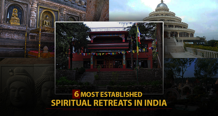 spiritual retreats in India