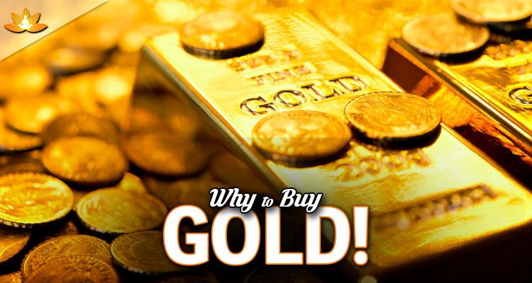 Why buy Gold in Akshaya Tritiya