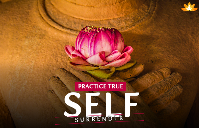 Practice True Self Surrender And Be The Happiest Person Ever - By Ramakrishna Mission