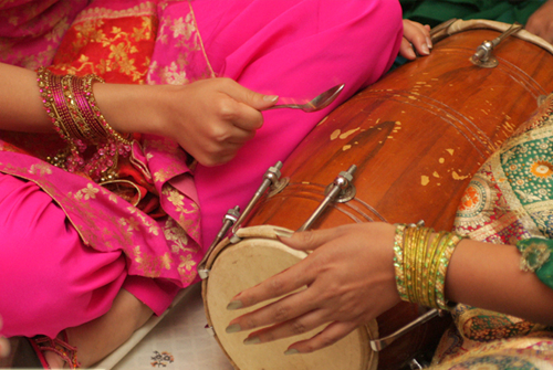 Sangeet ceremony and rituals