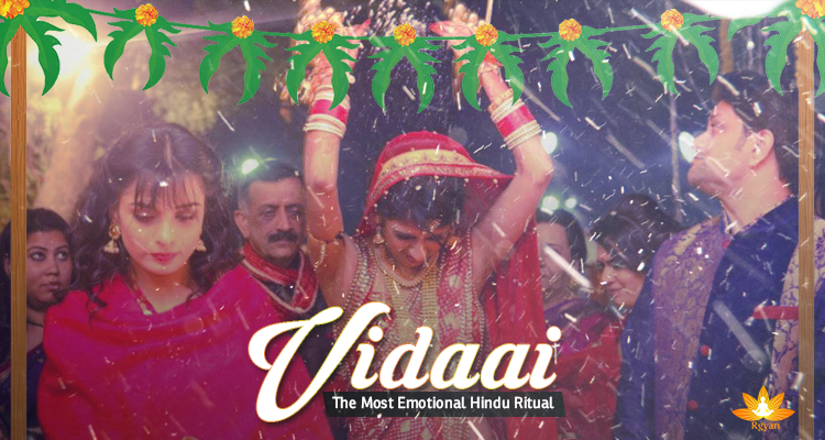 Vidaai Ceremony