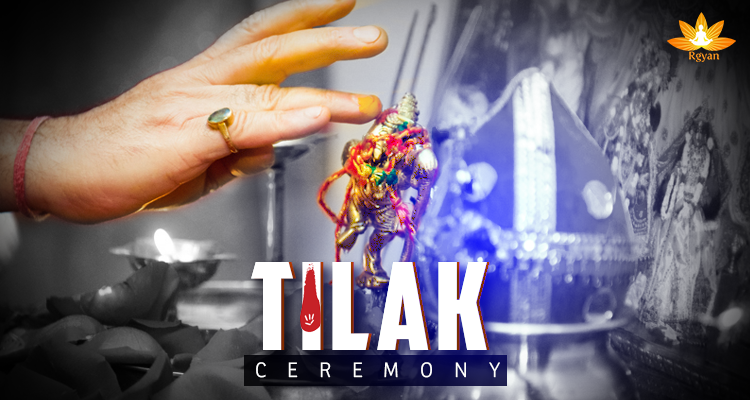 Tilak ceremony in Indian weddingsTilak ceremony in Indian weddings
