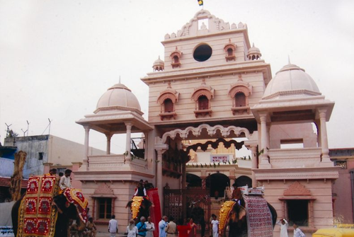 Jagannath Temple Alwar