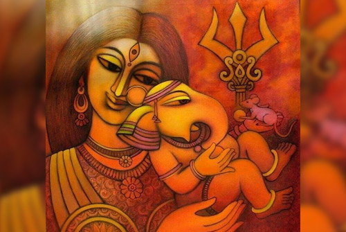 Ganesha and lessons