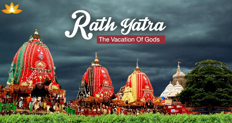 Lord Jagannath Rath Yatra - The Vacation Of Gods!