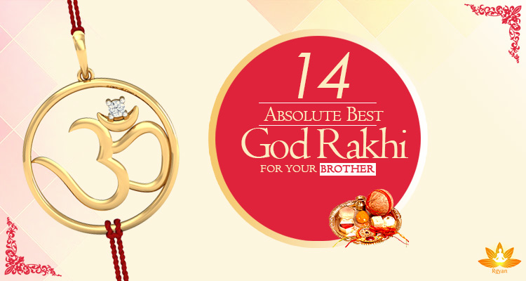 14 Absolute Best God Rakhi for your Brother - Raksha Bandhan