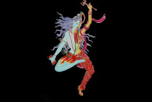 Ferocious Pictures Of Lord Shiva's Tandava