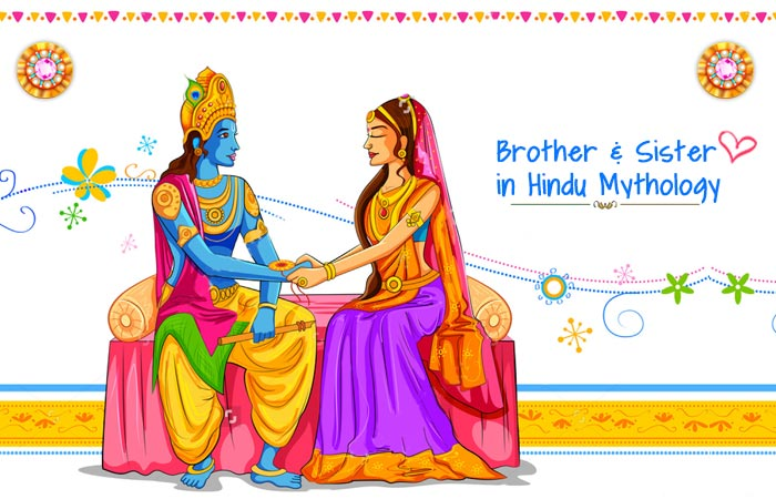Raksha Bandhan Story In Hindu Mythology - Celebrate Rakhi