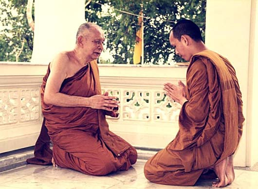 The Life Of A Monk And His Hard Rules!