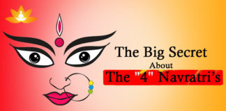 "Navratri Science - The Big Secret About The ""4"" Navratri"