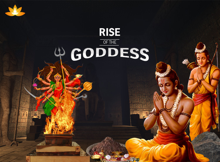 Navratri - Rise Of Goddess Durga After The Never Ending Sleep