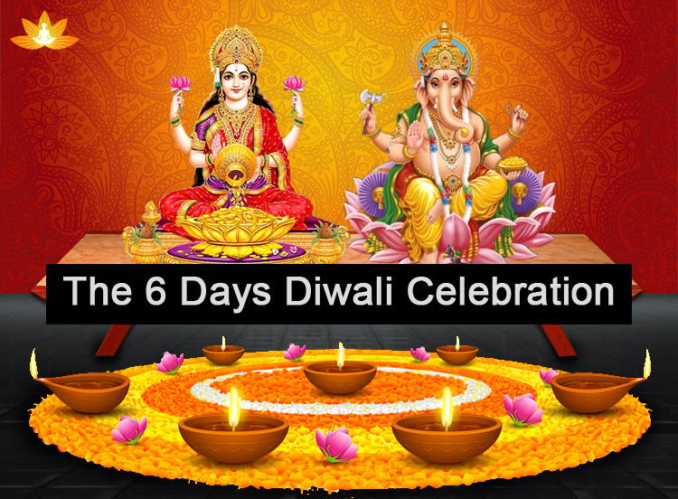 The 6 Days Long Diwali Of 2017