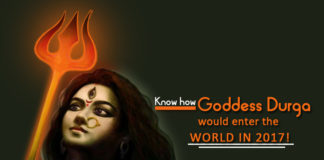 Know how Goddess Durga would enter the world in 2018 Navratri