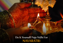 Do It Yourself Puja Vidhi For Navratri