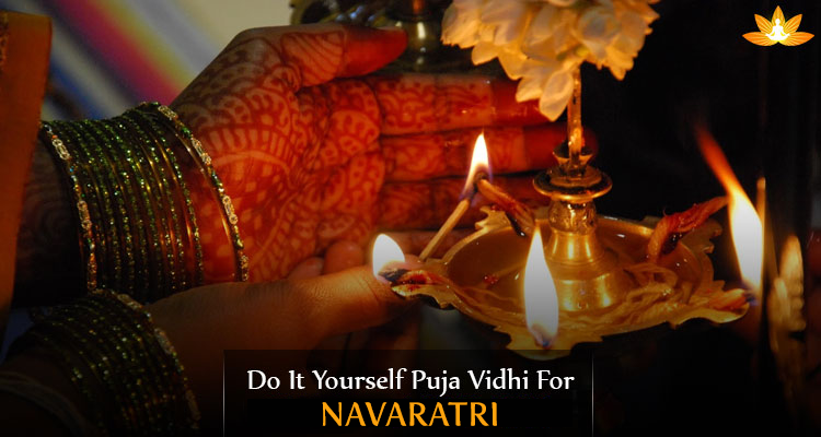 Navratri Puja Vidhi and Vrat Katha - Do It Yourself Puja Vidhi For Navratri