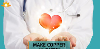 Make Copper Your Friend - & Stay Healthy