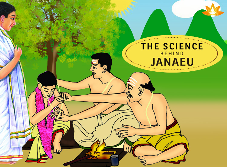The Science Behind Janaeu