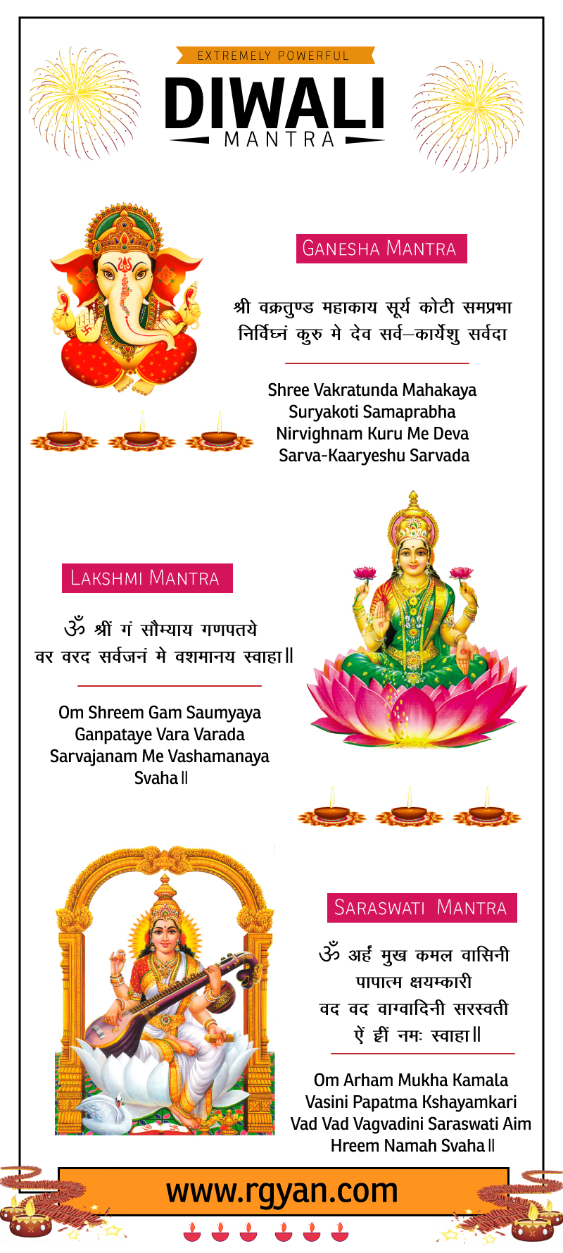 Diwali Mantra - Secret To Grab The Magical power This Diwali