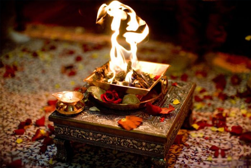 How to do havan at home