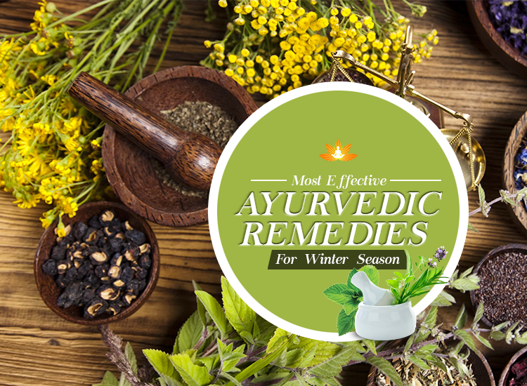 Most Effective 'Ayurvedic' Remedies For Winter Season