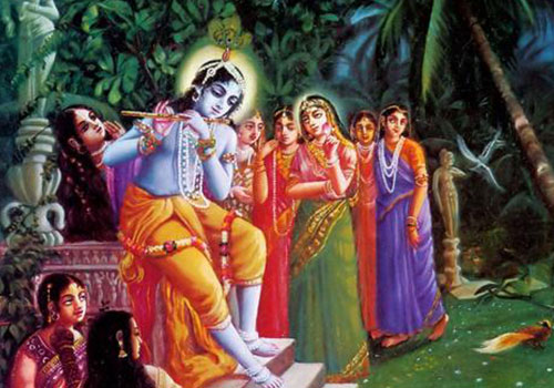 A Radha Krishna Story - Which describes the nature of True Love