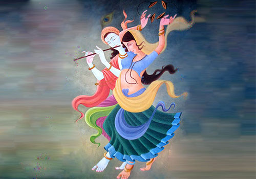 Radha Krishna Love Story Which Describes The Nature Of True Love Rgyan