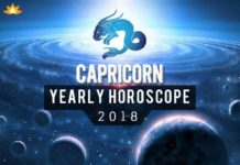 horoscope Capricorn 2018