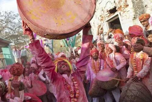 Holi Celebrations Uttarakhand