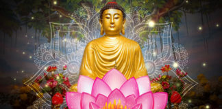 Famous Precepts of Buddhism.