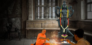 Worshipping Lord Shani (Shani Deva) at Home is a Curse or a Boon?