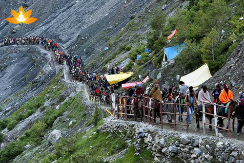 delightful route for the Yatra