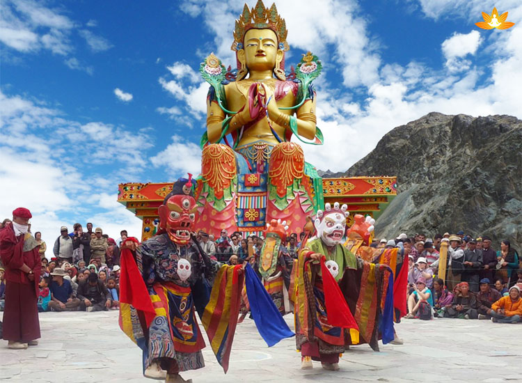 Hemis Festival : An Astounding And Lively Religious Event of Buddhist Community