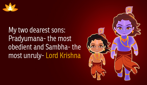 Lord Krishna: Was he a Bad Father or the Naughtiest One