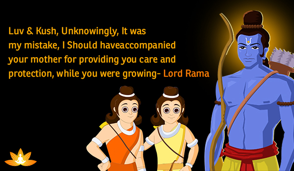 Lord Rama: The Father of Princely Twins